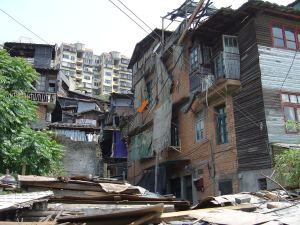 A shanty in Fuzhou