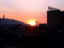wuxi_hui_shan_sunset