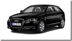My Audi A3. Or it would be anywhere else.