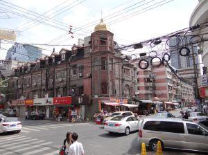 Young Allen Building, Zhapu Lu, Shanghai (2013)