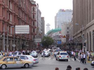 Nanjing Donglu, Shanghai (2013)