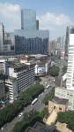 Chengdu, China. The view looking north along 大业路 (Da Ye Lu).
